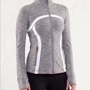 Lululemon Wee Are From Space Grey Define Jacket